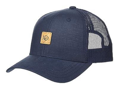 tentree Elevation Hat (Dark Denim Navy) Caps