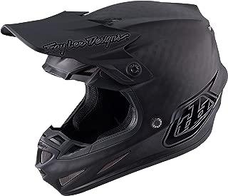 2018 Troy Lee Designs SE4 Carbon Midnight Helmet - L