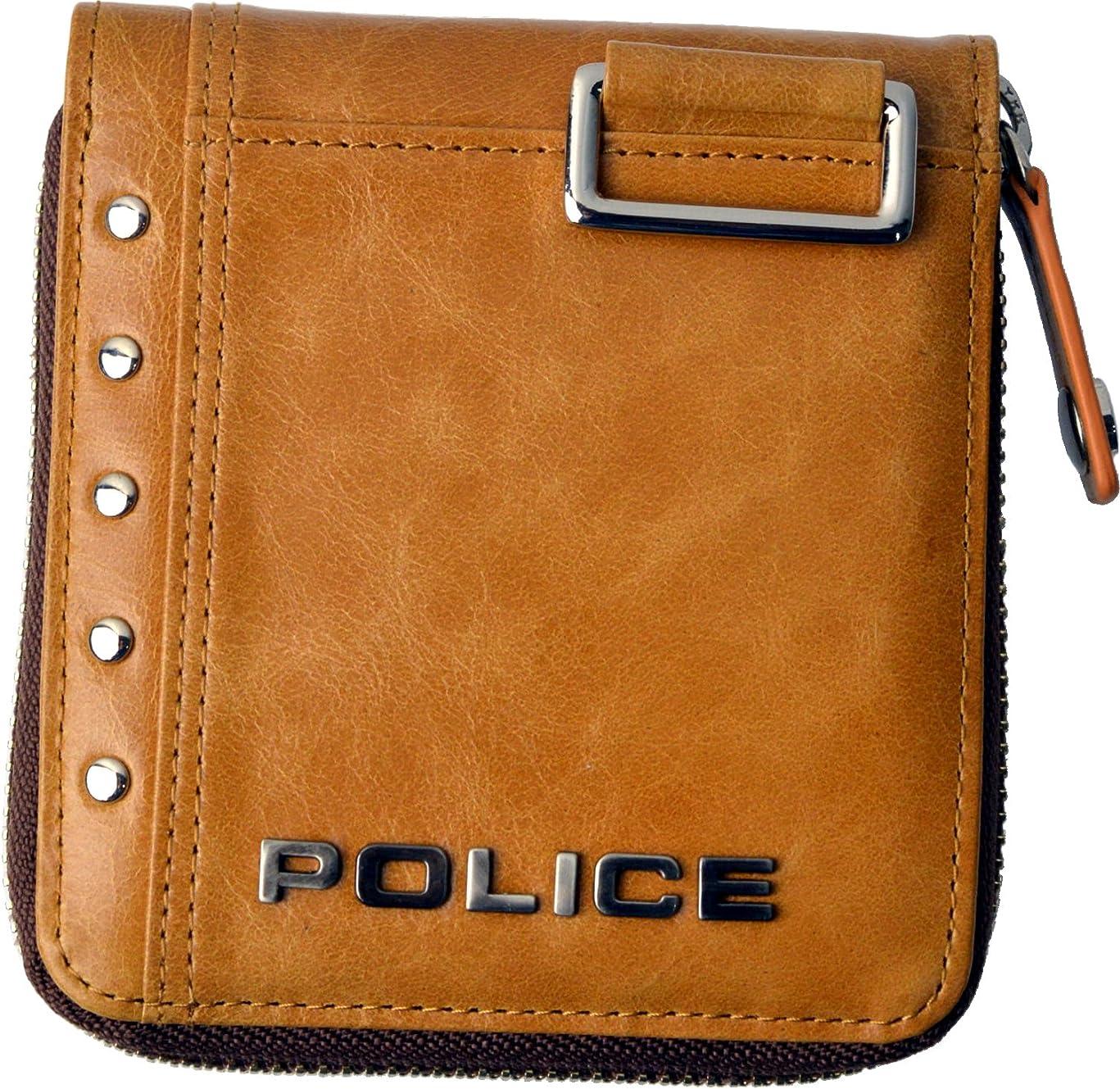 民主主義が欲しい過激派(ポリス) POLICE AVOIDⅡ(アヴォイドⅡ) 折財布 PA-58601