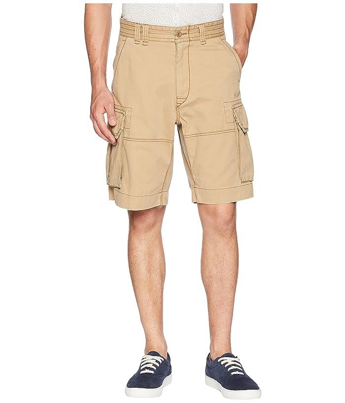 Polo Ralph Lauren Classic Fit Gellar Cargo Shorts (Montana Khaki) Men