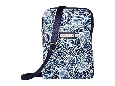 Baggallini New Classic Take Two RFID Bryant Crossbody (Maui) Handbags