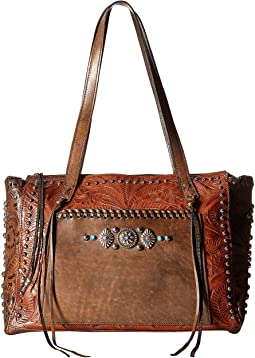 American West - Rio Grande Zip Top Tote