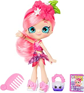 """5"""" Shoppie Doll with Matching Shopkin & Accessories, Isla Hibiscus"""