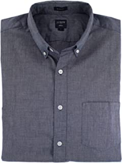 J. Crew - Men's - Slim-Fit Long-Sleeve Shirt (Solid & Print Options/Multiple Sizes)