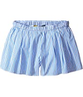 Polo Ralph Lauren Kids - Yarn-Dyed Bengal Stripe Shorts (Little Kids/Big Kids)