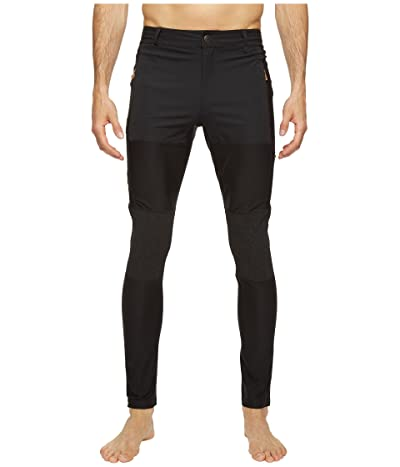 Fjallraven Abisko Trekking Tights (Black) Men