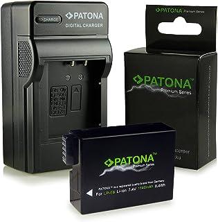Cargador + Premium Batería LP-E8 para Canon EOS 550D | 600D | 650D | 700D | EOS Rebel T2i | T3i | T4i | T5i