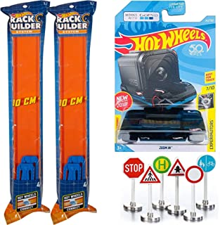 Go Experiment Zoom in Pro hot Wheels POV Video Recorder Track Car + 6 Feet of