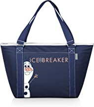 PICNIC TIME Disney Frozen 2 Olaf Topanga Insulated Cooler Tote, Navy