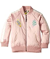 Stella McCartney Kids - Reversible Palm Leaf Jacket (Toddler/Little Kids/Big Kids)
