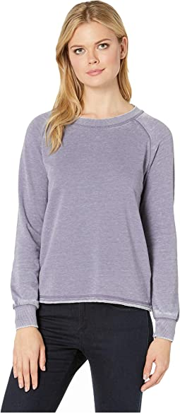 Burnout French Terry Lazy Day Pullover
