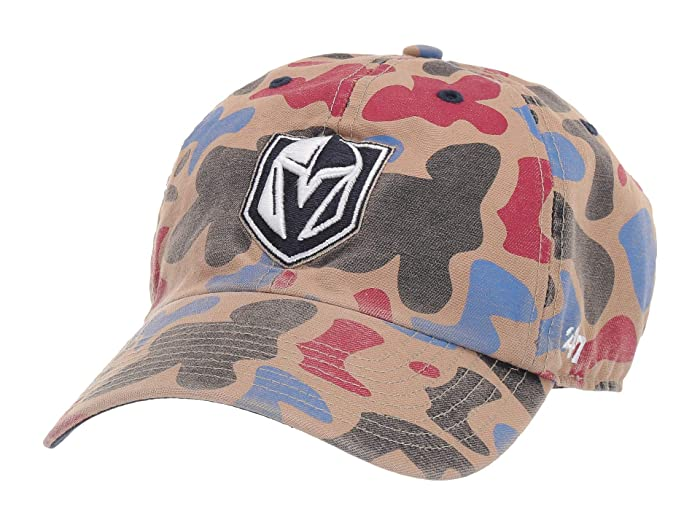 Vegas Golden Knights Amoeba 47 Clean Up Khaki