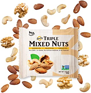 Daily Fresh Fresh Daily Triple Omega Mix (Mixed Nuts, 24 Pack)