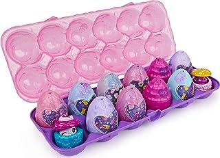 해치멀 콜에그터블즈 코스믹 캔디 한정판 에그 12팩 Hatchimals CollEGGtibles, Cosmic Candy Limited Edition Secret Snacks 12-Pack Egg Carton