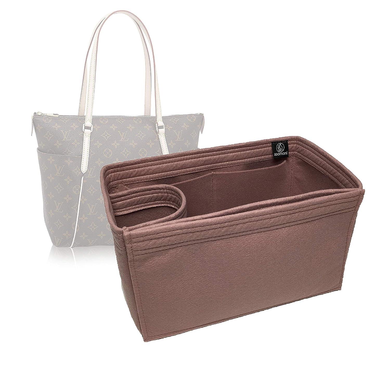 Bag Organizer for LV Totally MM - Handmade 100% quality warranty San Antonio Mall 20 Colo Felt Premium
