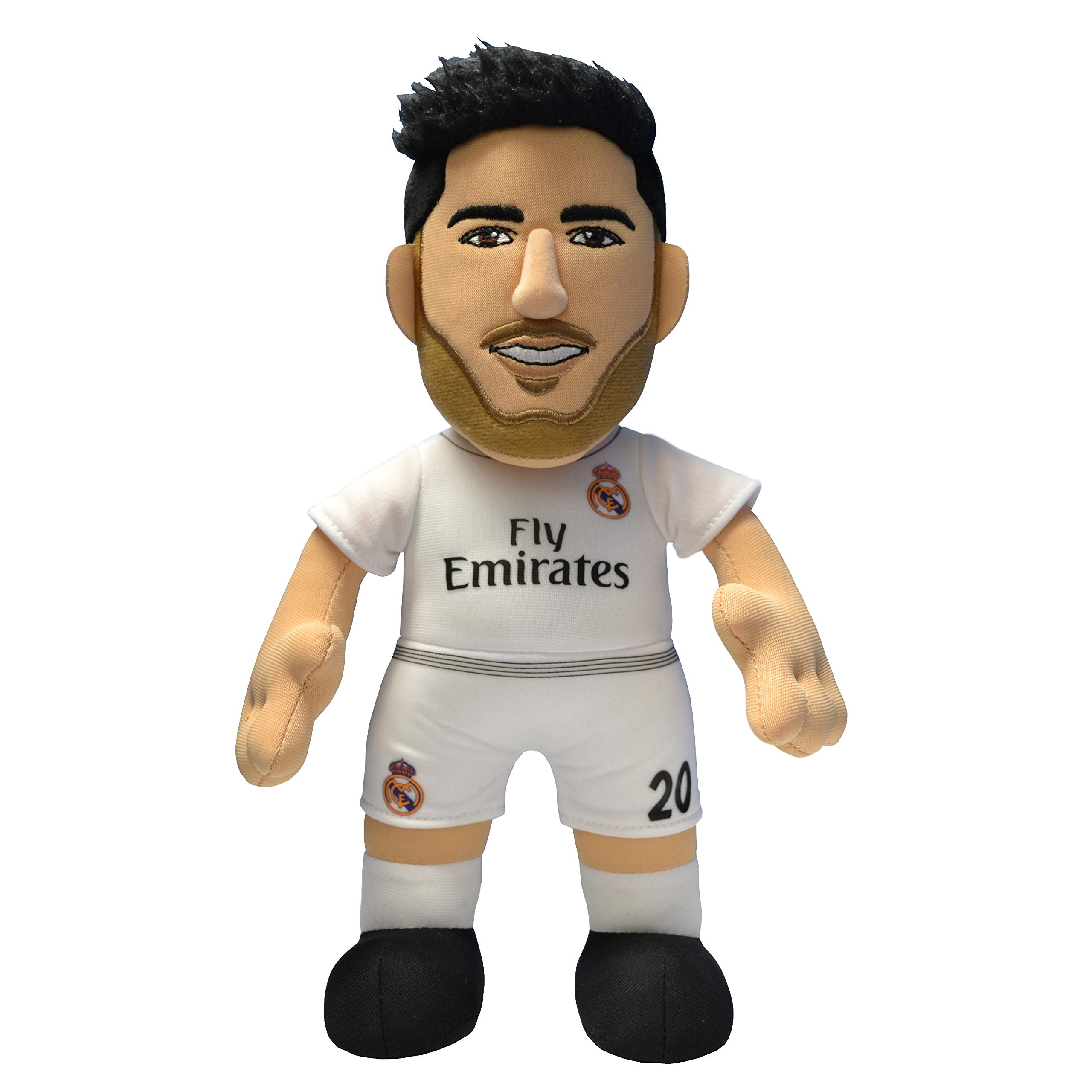 Bleacher Creatures Europe Marco Asensio Real Madrid Peluche 25cm: Amazon.es: Deportes y aire libre