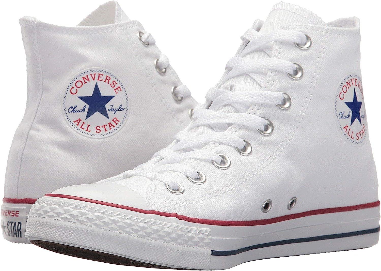 Converse Optical White M7650 - HI TOP Size 8 M US Women   6 M US Men