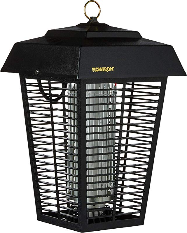 Flowtron BK 80D 80 Watt Electronic Insect Killer 1 1 2 Acre Coverage