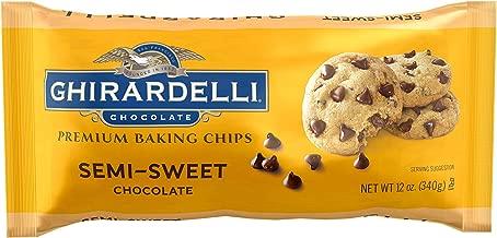 Ghirardelli, Semi Sweet Chocolate Chips, 12 oz