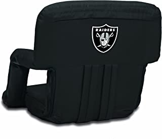 PICNIC TIME NFL Portable Ventura Reclining Stadium Seat