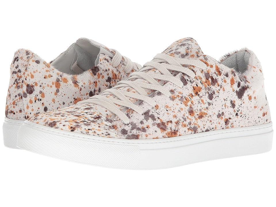 John Varvatos Collection Reed Low Top Sneaker (Almond) Men