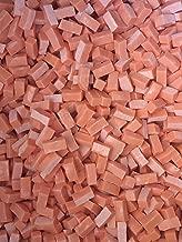 Smalti loose tile - 1/4 lb bag - Salmon Pink - Hakatai Glass Tile