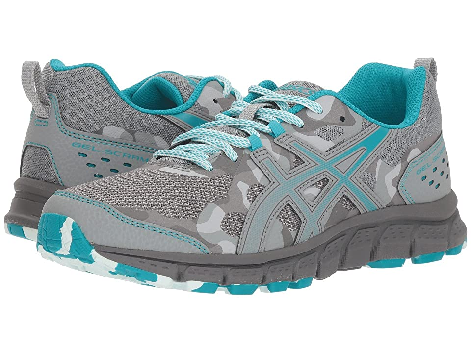 ASICS GEL-Scram 4 (Mid Grey/Lagoon) Women