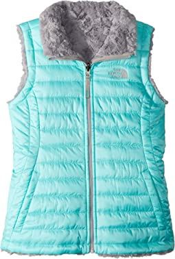 Reversible Mossbud Swirl Vest (Little Kids/Big Kids)