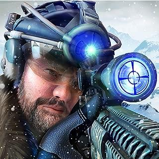 Russain Winter Elite Sniper Ghost Warrior - Best Counter Terrorist Game For Free