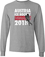 Ice Hockey 2018 Winter Sports Games Long Sleeve T Shirt