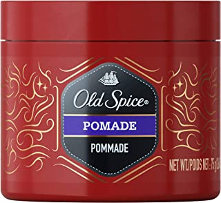 Old Spice, Sculpting Pomade for Men, Hair Treatment, Spiffy, 2.64 oz