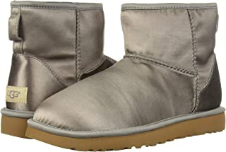 UGG Women's W Classic Mini Satin Fashion Boot