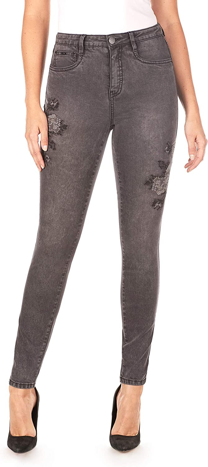 FDJ French Dressing Women's Suzanne Straight Fit Straight Leg Jeans