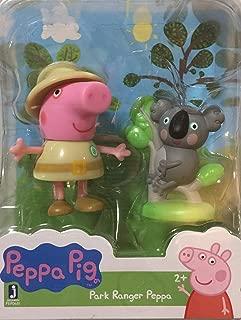 Peppa Pig Park Ranger with Baby Koala Bear Figure