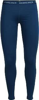 Icebreaker Merino Women's Oasis Leggings, Largo, Medium
