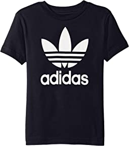 adidas Originals Kids Trefoil Tee (Toddler/Little Kids/Big Kids)
