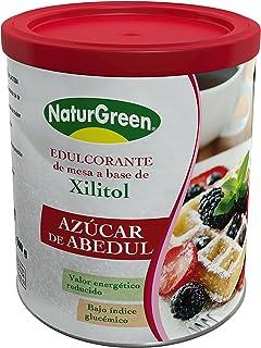 NaturGreen, Edulcorante (Azúcar de Abedul) - 500 gr