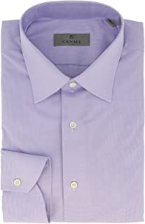 Blue Micro Pattern Formal Shirt for Mens