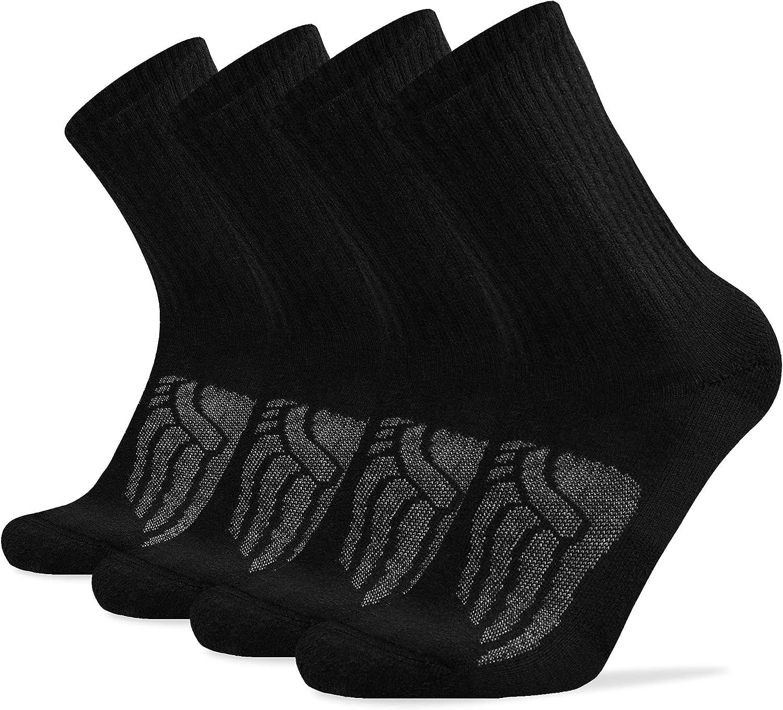 Merino Wool Cushioned overseas Hiking Socks Men Rare for War Daze Women