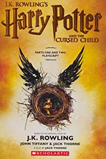 Harry Potter and the Cursed Child, Parts One and Two: The Official Playscript of the Original West End Production: The Off...