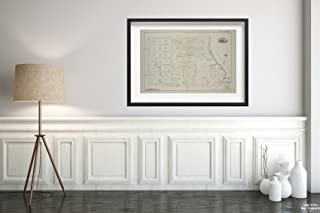 1880 Map of Philadelphia Vol. 2. Plate, C. Map Bound by Division Pl, Newtown Creek, Orient St, Vandervoort Ave; Including Amos St, Bennett St, Parker St, Benton St, Bullion St, Maspeth St, Po