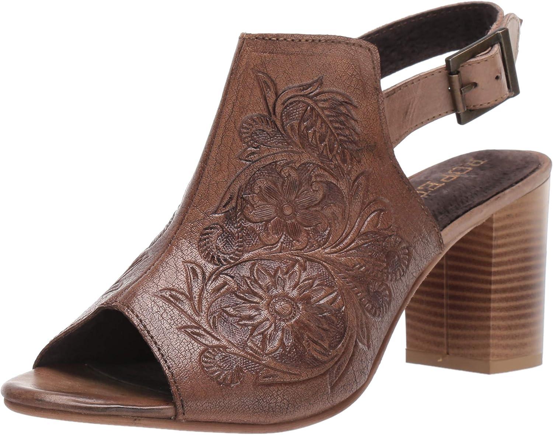 5 ☆ very Nashville-Davidson Mall popular ROPER Women's Mika Heeled Sandal