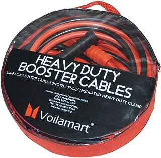 Voilamart - Cables de arranque para batería