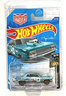 DieCast Hotwheels Super Treasure Hunt 247/250 ('64 Chevy Chevelle SS) Nightburnerz 10/10