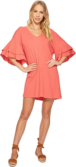 Lucky Brand - Ruffle Dress