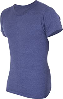 FLOSO Mens Thermal Underwear Short Sleeve T-Shirt Vest Top (Standard Range)