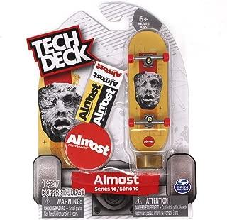 Tech Deck Almost Skateboards Series 10 Daewon Song Stone Head Fingerboard