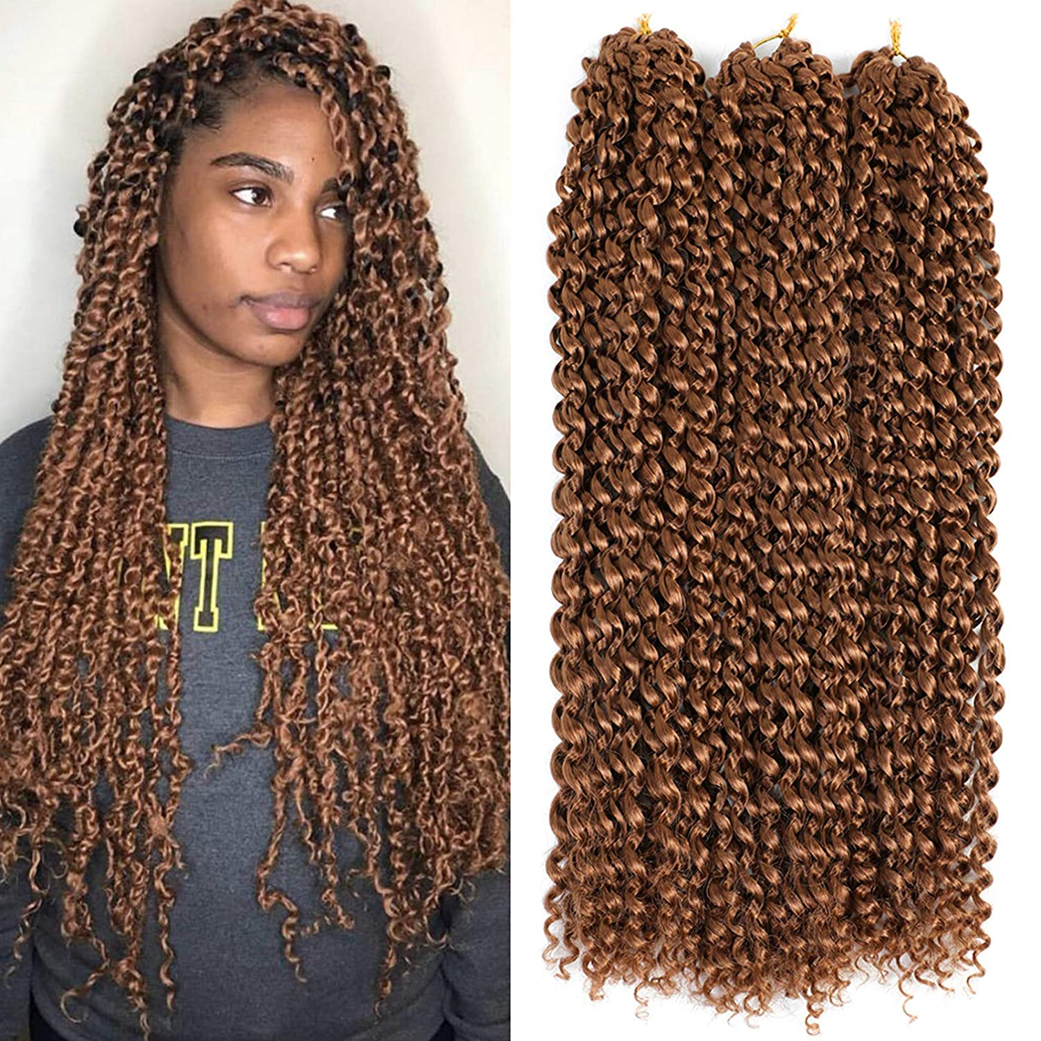 Bomb Twist Passion Hair Crochet Outlet SALE Pre Braiding Max 62% OFF Looped B