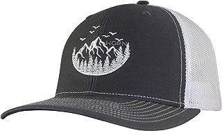 Trucker Hat - Outdoor Hat Series - Mountain Hat Edition
