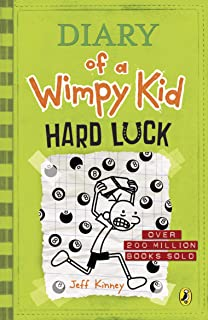 Diary of a Wimpy Kid: Hard Luck (Book 8) (English Edition)